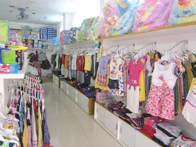 Bán buôn quần áo Quảng Châu tại Hà Nội