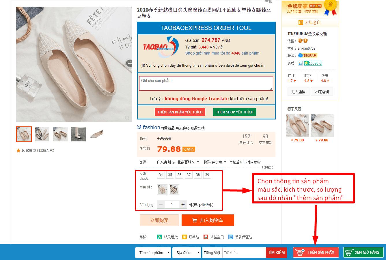 nhập hàng trung quốc giá gốc về bán