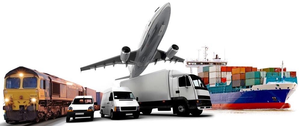 các loại hình vận chuyển hàng trung quốc