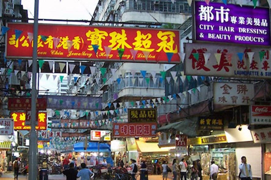 một số chợ chuyên giày dép quảng châu lớn tại trung quốc