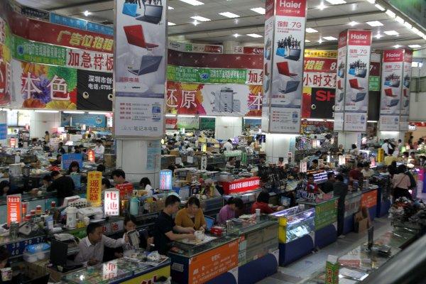 kinh nghiệm kinh doanh hàng điện tử trung quốc
