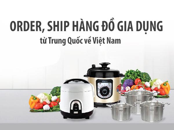 vận chuyển hàng Trung Quốc về Việt Nam an toàn nhất