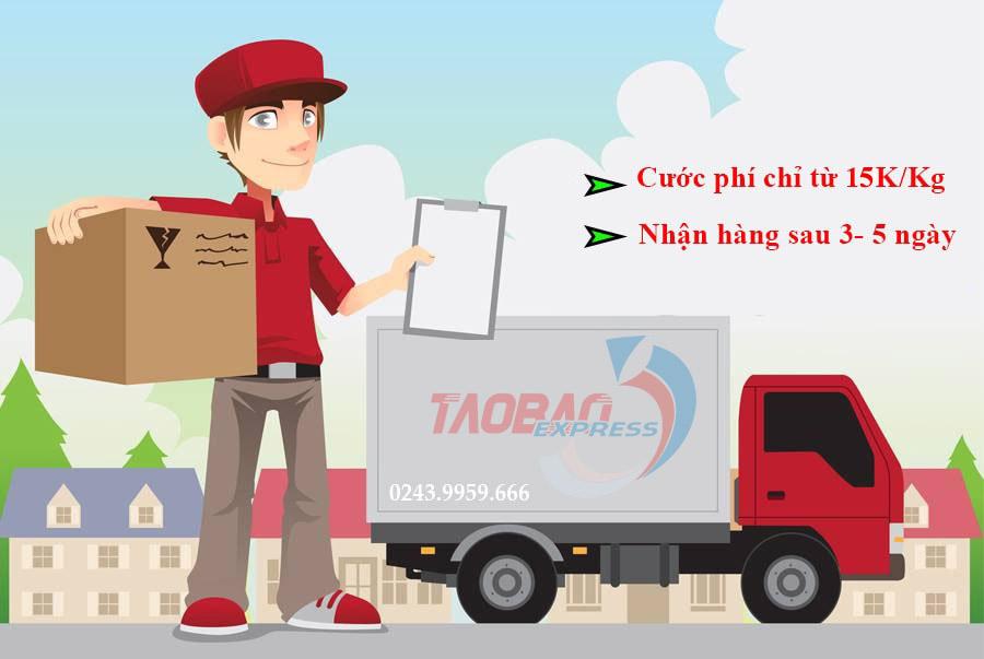 vận chuyển hàng Trung Quốc về Việt Nam uy tín