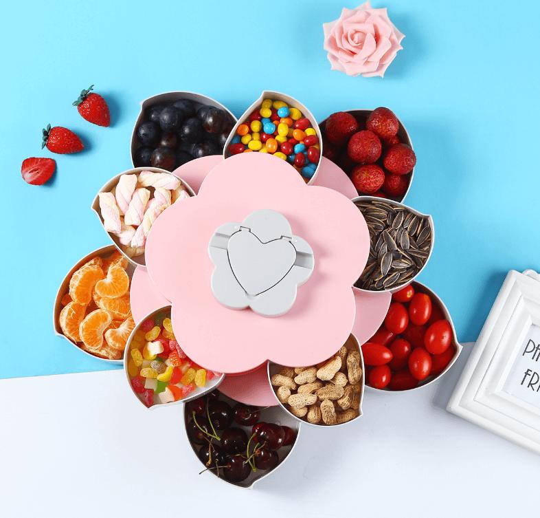 khay đựng bánh kẹo làm từ nhựa cao cấp