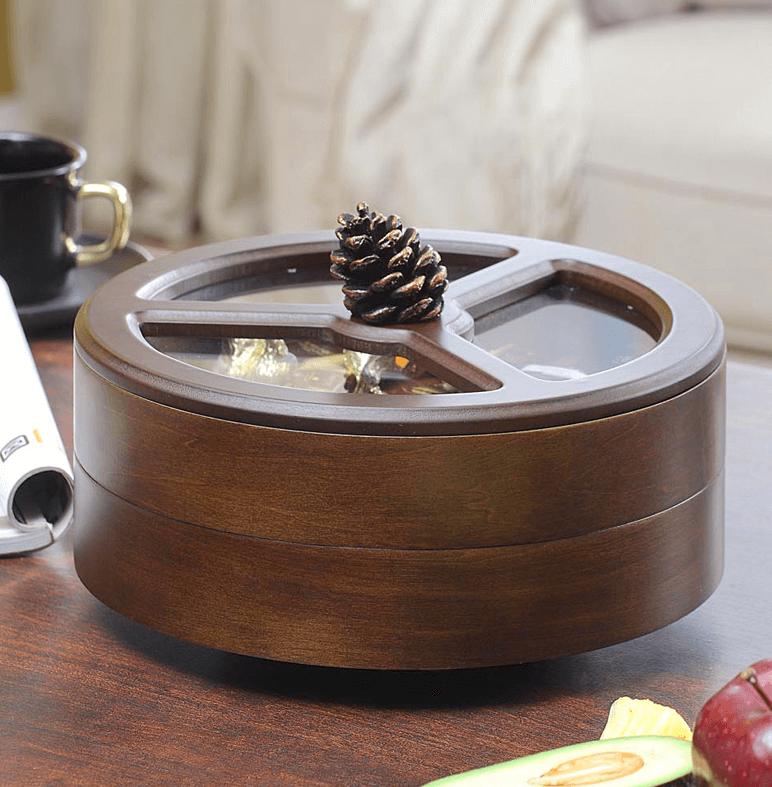 nguồn hàng khay đựng mứt tết bằng gỗ
