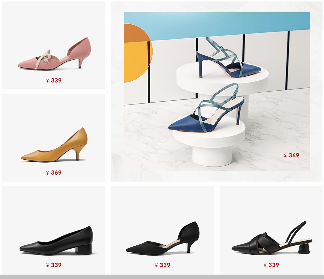 giày dép quảng châu cao cấp chính hãng trên tmall