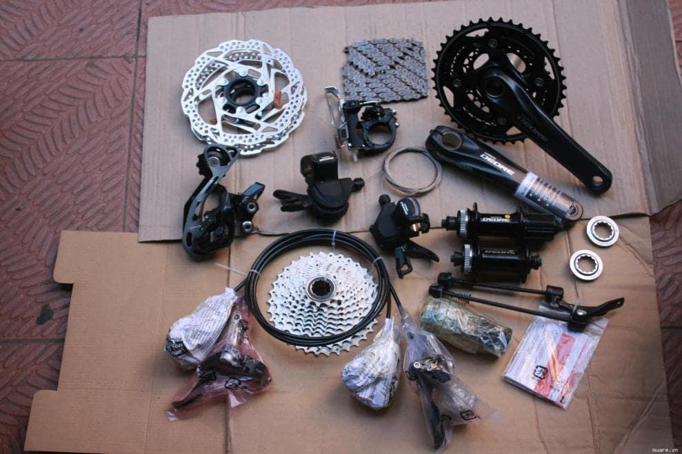 Phụ tùng xe đạp điện Trung Quốc
