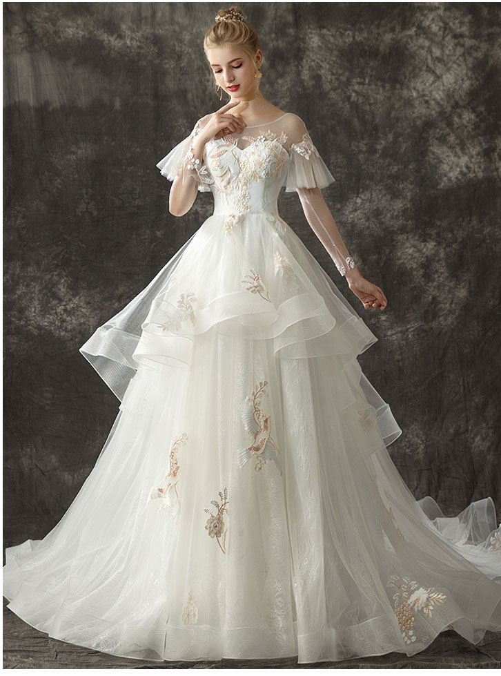 những website váy cưới trên taobao