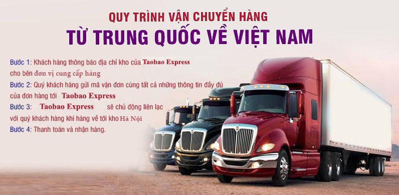 Taobao Express chuyên đặt hàng Trung Quốc uy tín