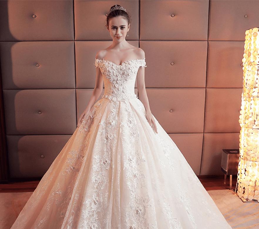 những website áo cưới trên taobao