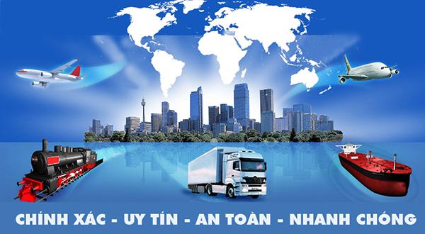 vận chuyển hàng Trung Quốc về Việt Nam nhanh chóng uy tín