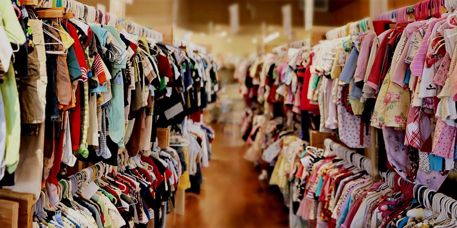 Kho hàng quần áo Quảng Châu