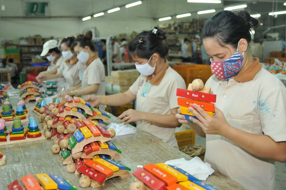 công ty sản xuất đồ chơi