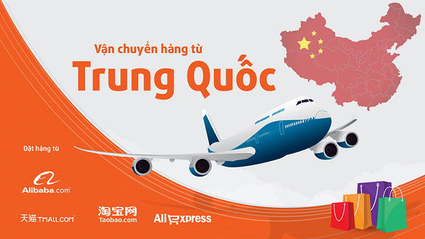 Taobao Express chuyên vận chuyển hàng Trung Quốc về Việt Nam