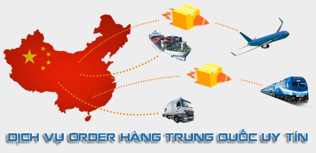 mua hàng thông qua các công ty order hàng Trung Quốc Uy tín