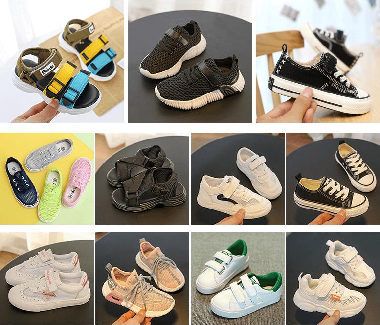 giày thể thao trẻ em nam nữ giá rẻ uy tín trên taobao