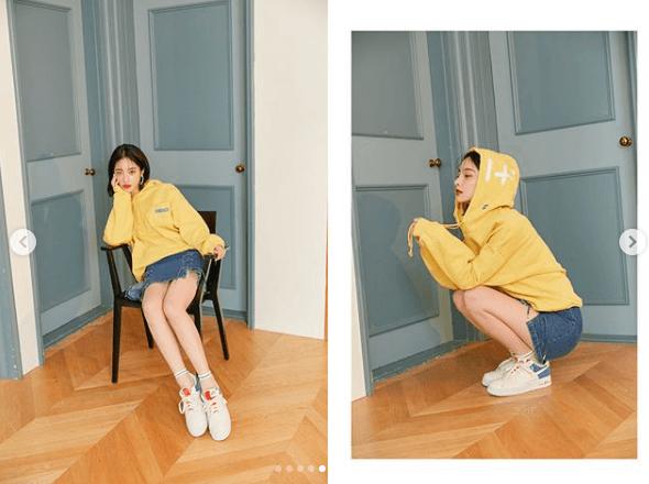 thời trang ulzzabf byun jung ah