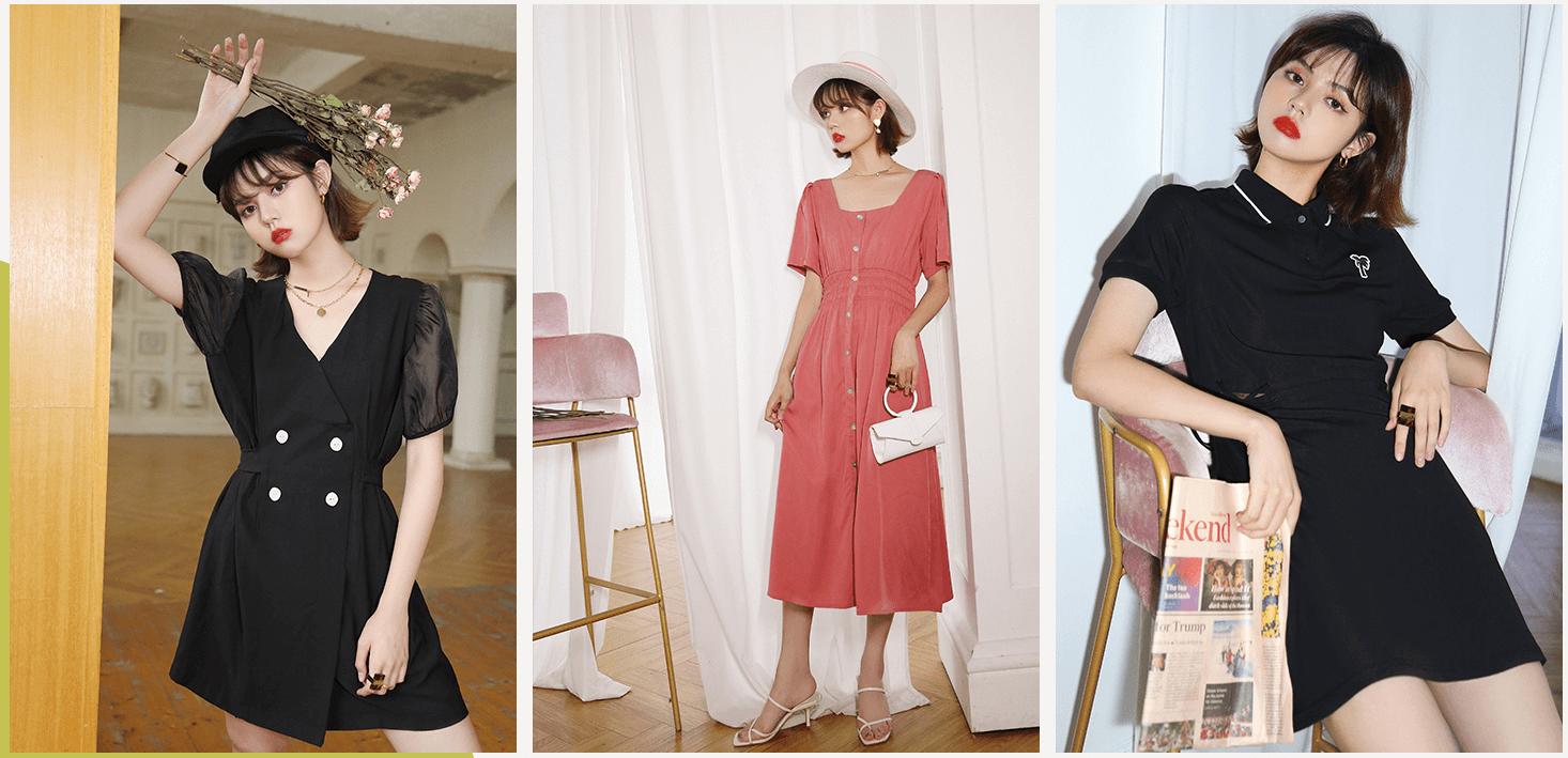nguồn hàng thời trang ulzzang giá rẻ trên taobao