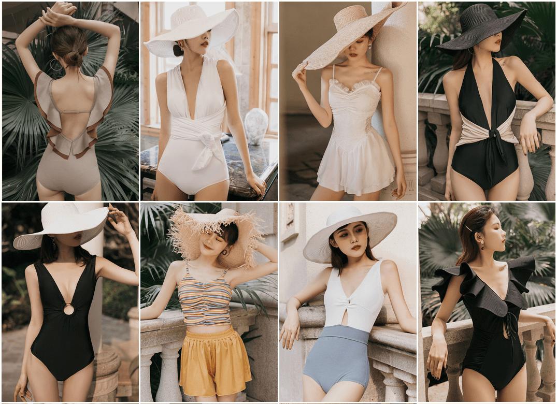 nguồn hàng sỉ bikini mặc đi biển hot nhất 2019