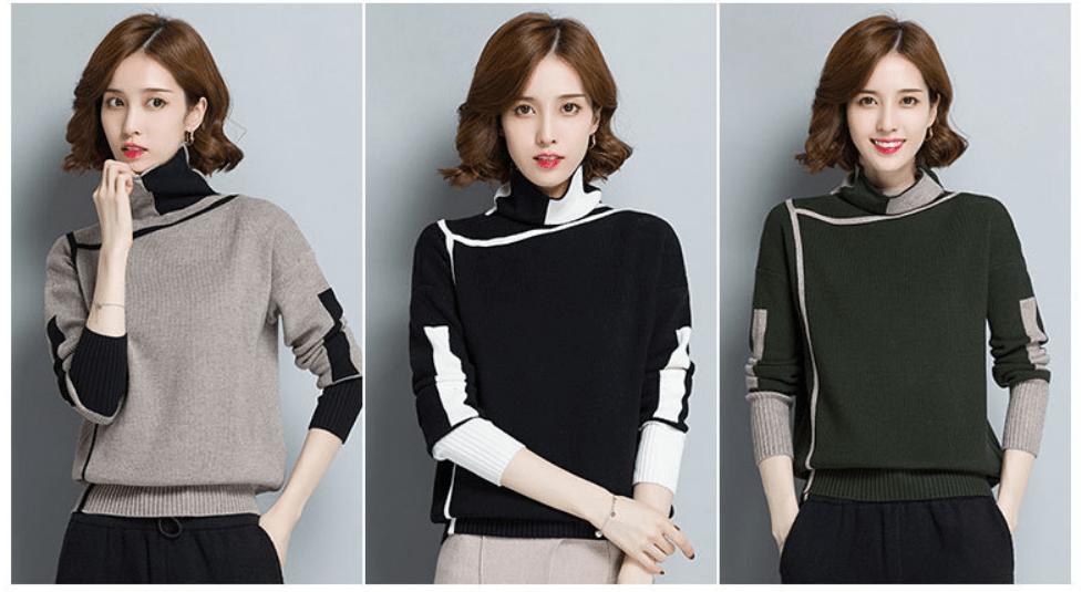 áo len Quảng Châu giá sỉ