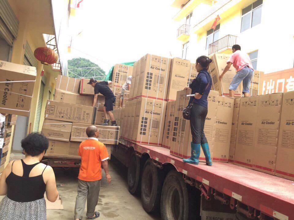 Vận chuyển hàng từ Bằng Tường về Hà Nội
